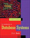 image of An Introduction to Database Systems