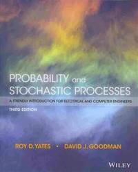 PROBABILITY+STOCHASTIC PROCESSES