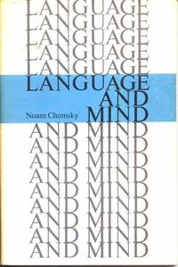 Language and Mind by  Noam Chomsky - Paperback - 1968 - from Becker's Books (SKU: 123268)