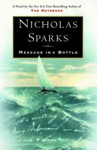 Message in a Bottle  **Signed 1st Ed /1st Printing +Photo**