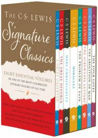 The C. S. Lewis Signature Classics (8-Volume Box Set): An Anthology of 8 C. S. Lewis Titles: Mere...