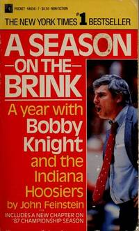 image of Season on the Brink: A Year with Bobby Knight and the Indiana Hoosiers