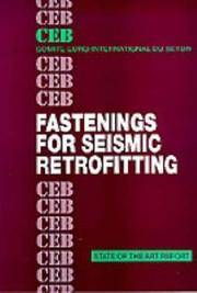 Fastenings for Seismic Retrofitting