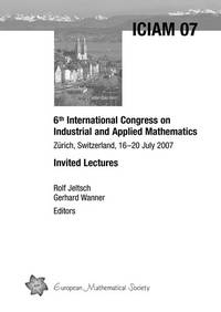 Sixth International Congress on Industrial and Applied Mathematics (European Mathematical Society)