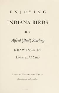 Enjoying Indiana Birds
