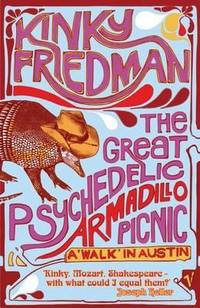 image of The Great Psychedelic Armadillo Picnic