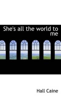 image of She's all the world to me