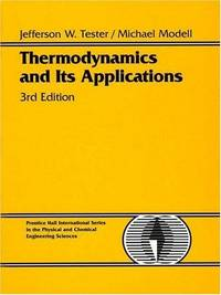 image of Thermodynamics and Its Applications