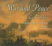 image of War and Peace (Part1 of 2) (Library Edition)