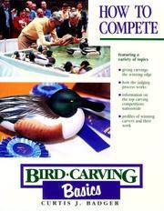 Bird Carving Basics: How to Compete