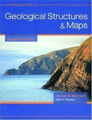 AN INTRODUCTION TO GEOLOGICAL STRUCTURES & MAPS, 7E