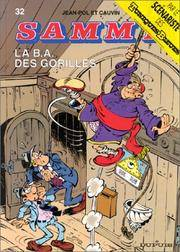 La B.A. des gorilles by Cauvin, Raoul; Jean-Pol