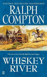 image of Whiskey River (Sundown Riders, Book 5) (A Sundown Riders Western)
