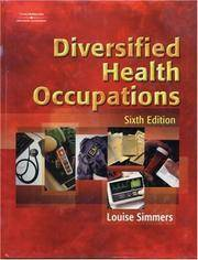 Diversified Health Occupations  6E (Simmers  Diversified Health Occupations)