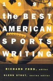 image of The Best American Sports Writing, 1999