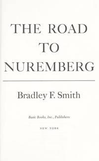 Road To Nuremberg