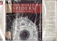 The World of Spiders (The New Naturalist No. 38)