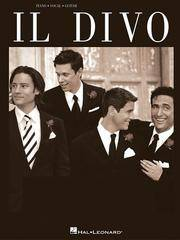 IL DIVO (Piano/Vocal/Guitar Artist Songbook)