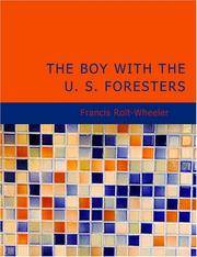 The Boy With the U S Foresters