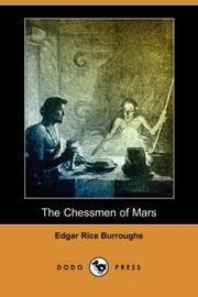 image of The Chessmen of Mars (Dodo Press)