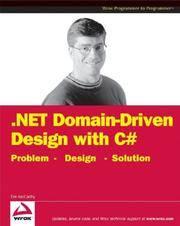 .NET Domain-Driven Design with C#: Problem - Design - Solution