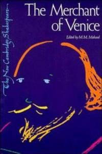 The Merchant of Venice, The New Cambridge Edition