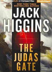 The Judas Gate (Sean Dillon Series) by Jack Higgins - 2013-11-05 - from Books Express and Biblio.com