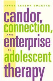 Cabdor, Connection, and Enterprise in Adolescent Therapy