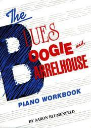 The Blues, Boogie and Barrelhouse Piano Workbook