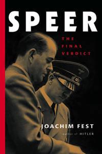 Speer: The Final Verdict