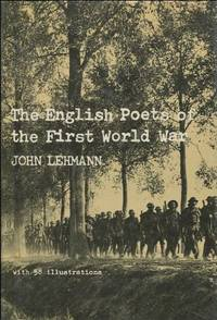 The English Poets Of the First World War