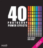 40 Photoshop Power Effects