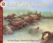 image of Look Out for Turtles! (Let's-Read-and-Find-Out Science 2)