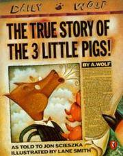 image of The True Story of the Three Little Pigs