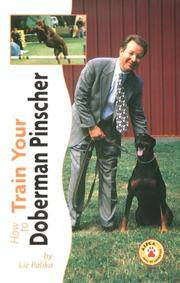 image of How to Train Your Doberman Pinscher (Tr-107)