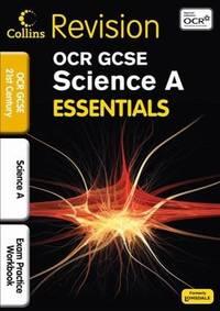 OCR 21st Century Science a (Collins Gcse Essentials)