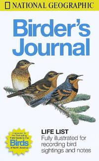 National Geographic Birders Journal