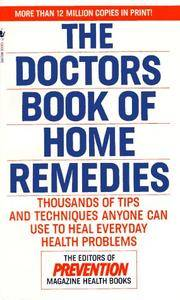 Doctors Book Of Home Remedies, The