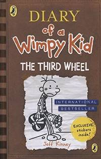 image of Diary of a Wimpy Kid - The Third Wheel