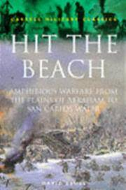 image of Hit the Beach The Drama of Amphibious Warfare