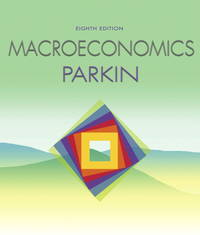 Macroeconomics [macro economics] Eighth Edition / Study Guide to accompany Macroeconomics Eighth Edition (two original volumes sold together)