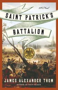 Saint Patrick's Battalion - A Novel