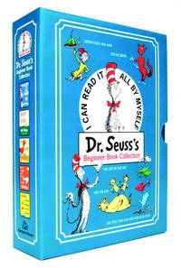 Dr. Seuss's Beginner Book Collection (Cat in the Hat, One Fish Two Fish, Green Eggs and Ham, Hop...