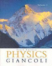 image of Physics: Principles with Applications, Volume I: Chapters 1-15, 6th Edition