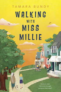 Walking with Miss Millie (SIGNED)