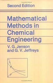 Mathematical Methods in Chemical Engineering, Second Edition