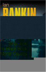 image of Three Great Novels: Strip Jack / The Black Book / Mortal Causes