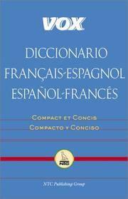 Vox Diccionario Francais-EspagnolEspanol-Frances