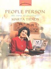 People Person: The Story of Sociologist Marta Tienda (Women's Adventures in Science (Joseph...