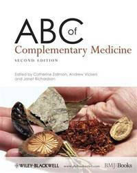 ABC of Complementary Medicine (ABC Series)
